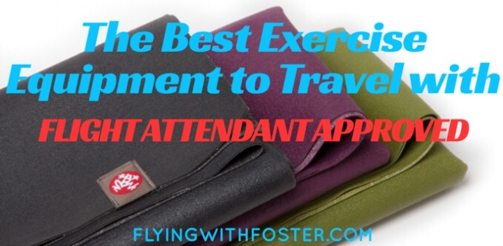 The Best Exercise Equipment to Travel with